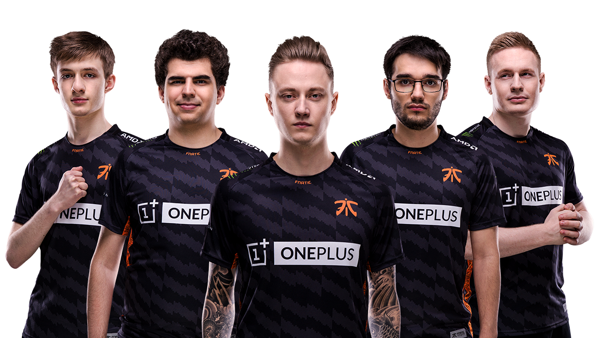 League of Legends - Teams - Fnatic